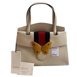 NWT Gucci Linea Top Handle Bag - Additional pics